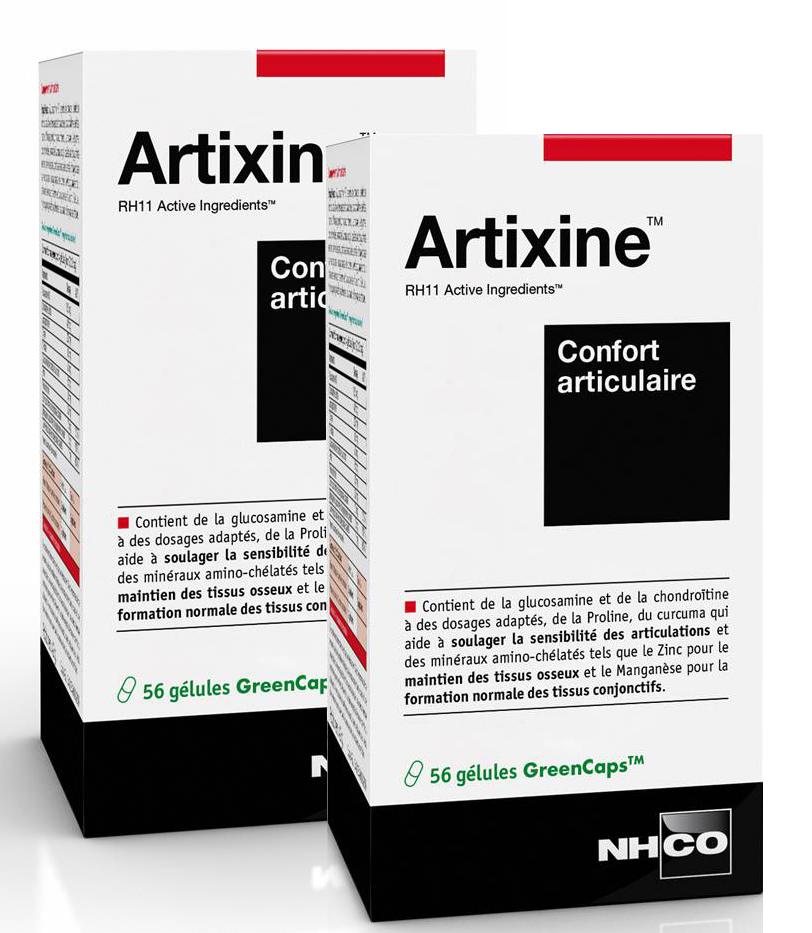 NHCO Nutrition Artixine en Duo
