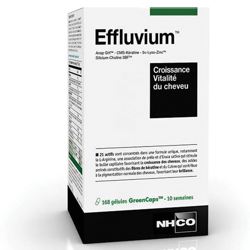 NHCO Nutrition Effluvium