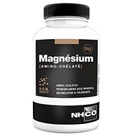 pre workout NHCO NUTRITION Magnesium Amino Chelate