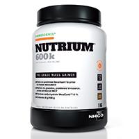 Prise de masse NHCO NUTRITION Nutrium 600k