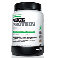 Protéine Végétale NHCO Nutrition Vege Protein