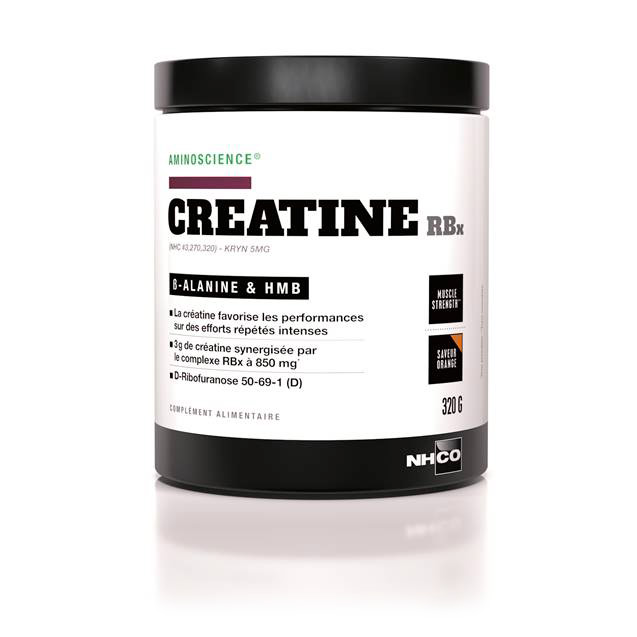NHCO Nutrition Creatine RBx