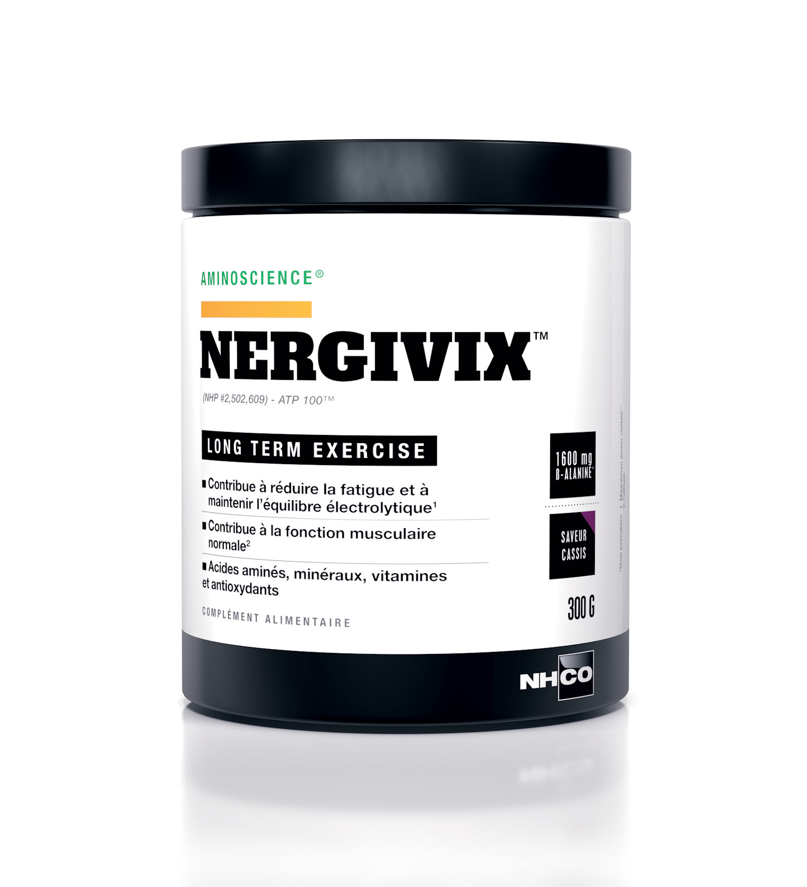 NHCO Nutrition Nergivix
