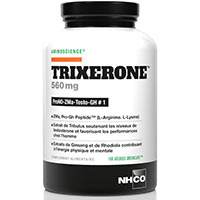 pre workout NHCO NUTRITION Trixerone