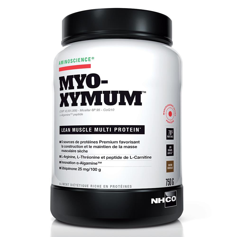 Sèche - Définition NHCO Nutrition Myo Xymum