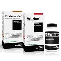L-glutamine NHCO Nutrition Pack Bien Etre Physique
