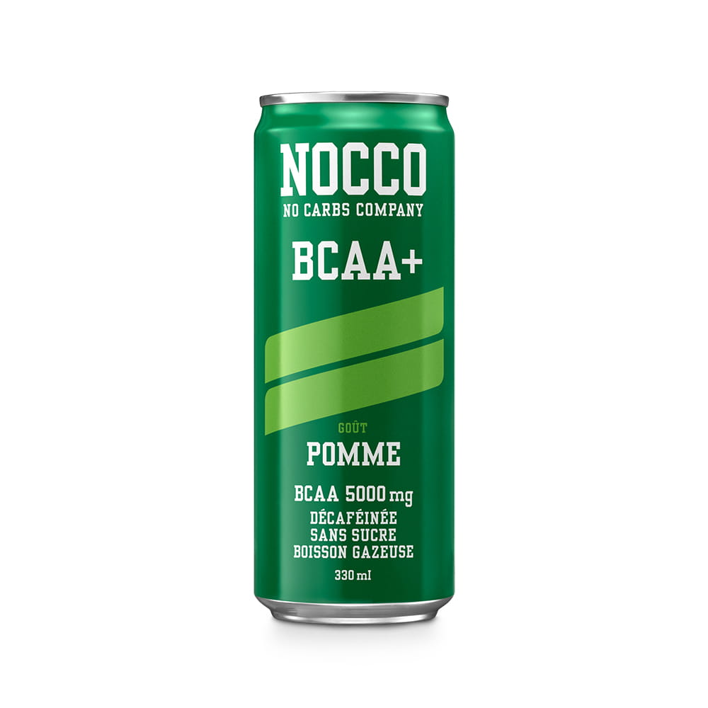 Nocco Nocco BCAA+ Pomme