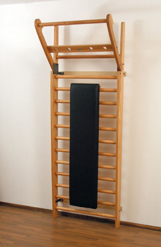 espaliers et barres de traction nohrd banc inclin en fr ne simili cuir noir. Black Bedroom Furniture Sets. Home Design Ideas