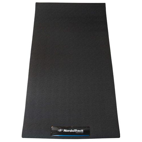 natte de gym tapis de protection nordictrack tapis de protection fitnessboutique. Black Bedroom Furniture Sets. Home Design Ideas