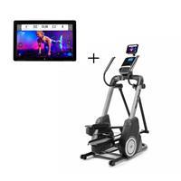 Vélo elliptique FS5i + tablette tactile 10 pouces Nordictrack - Fitnessboutique