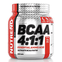 Acides aminés Nutrend BCAA 4:1:1