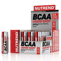 Acides aminés Nutrend BCAA Liquid Shot