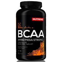 Acides aminés Nutrend Amino BCAA Mega Strong