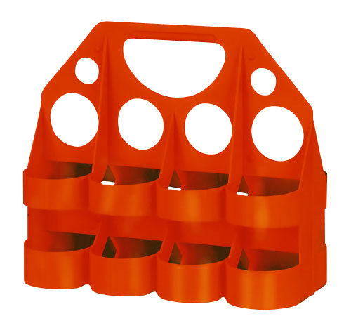 Shaker Nutrend Sports Bottle Carrier Porte Bouteilles de 8 bouteilles