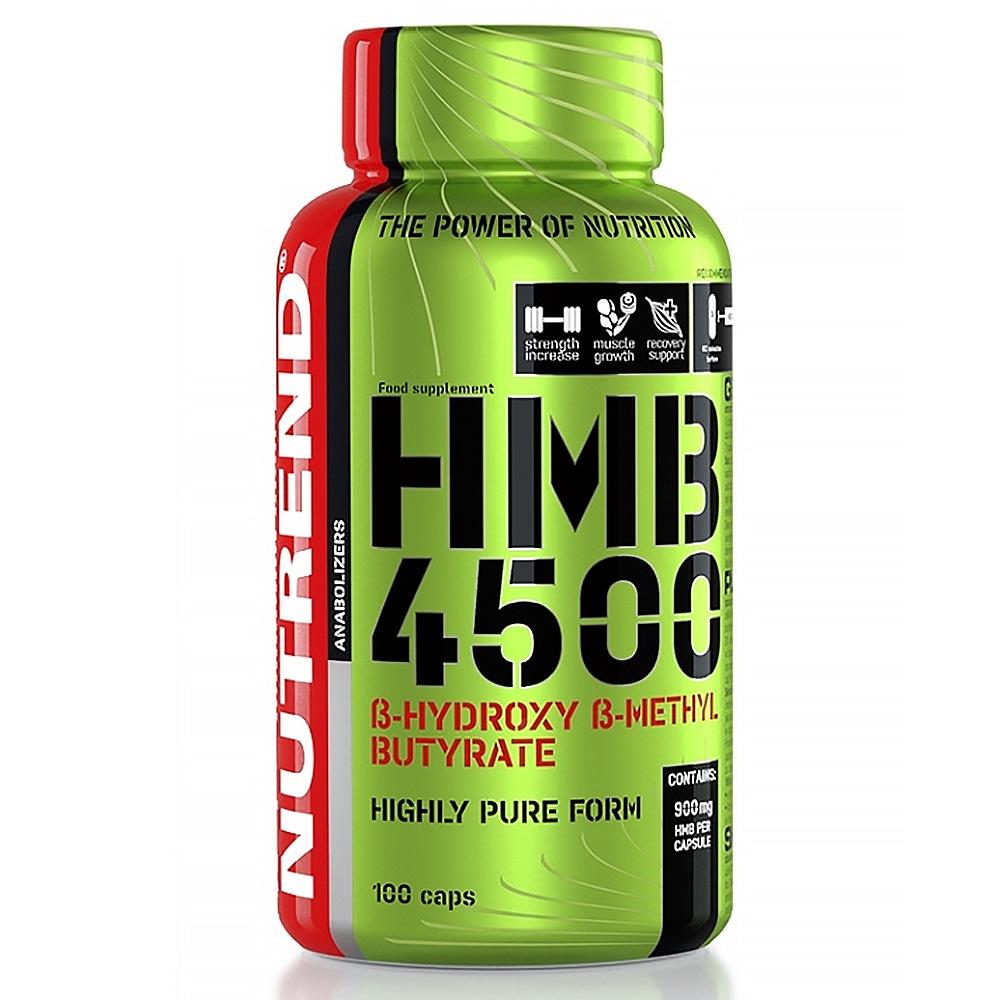 Acides aminés Nutrend HMB 4500