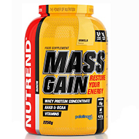 Prise de masse Mass Gain Nutrend - Fitnessboutique