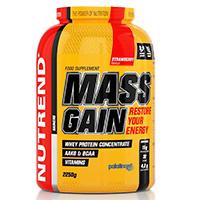Prise de masse Nutrend Mass Gain