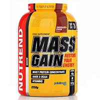 Gainer Mass Gain Nutrend - Fitnessboutique