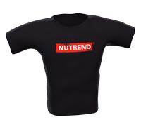 Vêtements de Sport Femme Nutrend T Shirt Hom Noir L