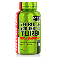 pre workout Nutrend Tribulus Terrestris Turbo