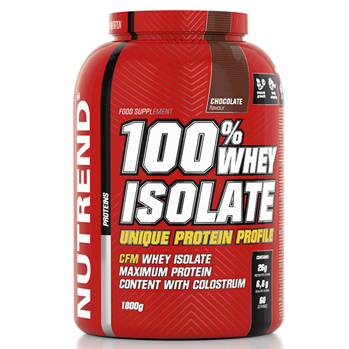 BCAA Nutrend 100% Whey Isolate