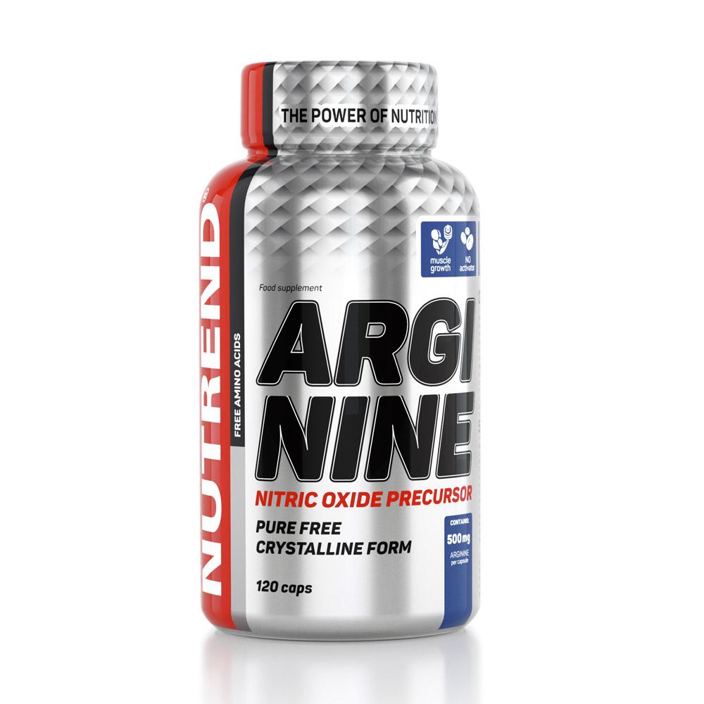 pre workout Nutrend Arginine