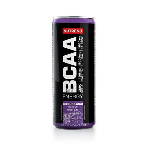 BCAA Nutrend BCAA Energy