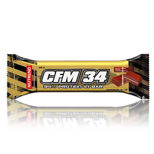 Nutrend CFM 34 Protein Bars