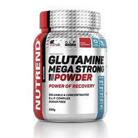 L-glutamine Glutamine Mega Strong Powder Nutrend - Fitnessboutique