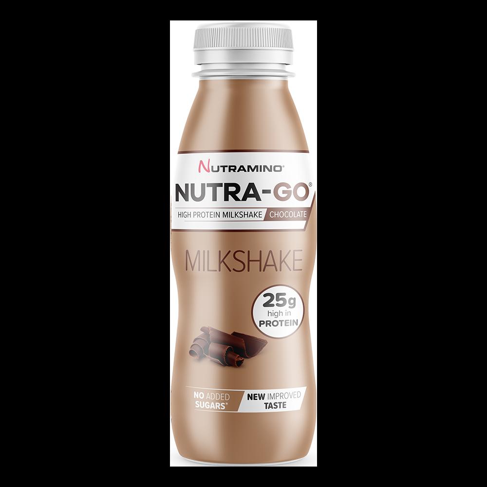 Nutramino Nutra-Go Protein Milkshake