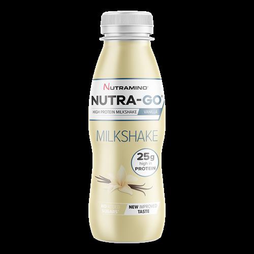 Cuisine - Snacking Nutramino Nutra-Go Protein Milkshake
