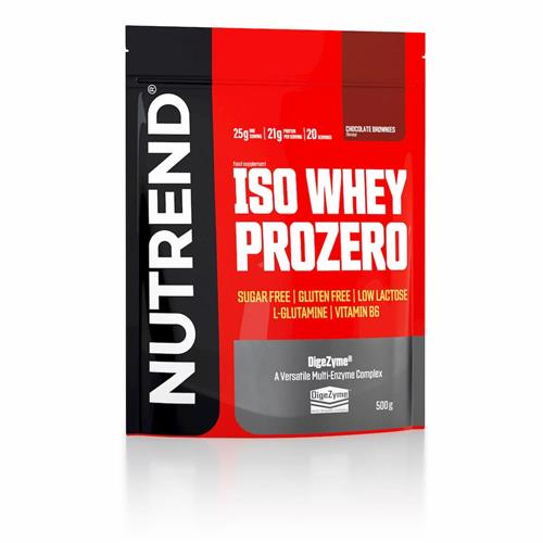 Protéines Nutrend Iso Whey PROZERO