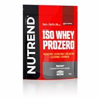 Whey Protéine Iso Whey PROZERO Nutrend - Fitnessboutique
