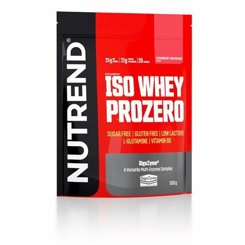 Whey Protéine Nutrend Iso Whey PROZERO