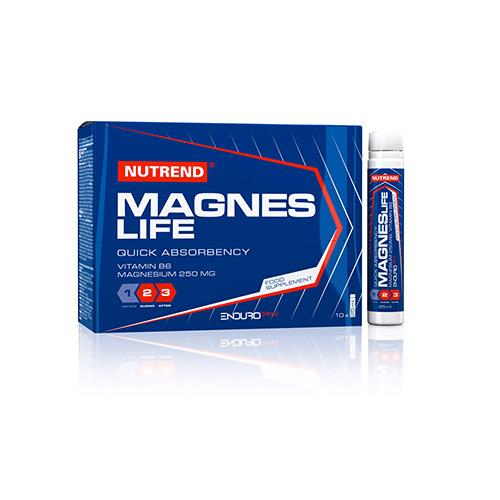 pre workout Magneslife Nutrend - Fitnessboutique