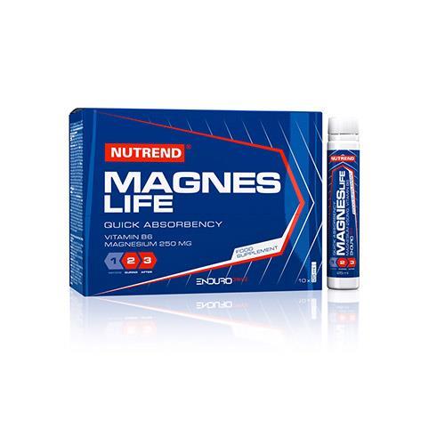 Vitamines et Minéraux Nutrend Magneslife