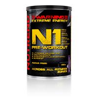 Congestion-N.O. N1 Pre WorkOut Nutrend - Fitnessboutique