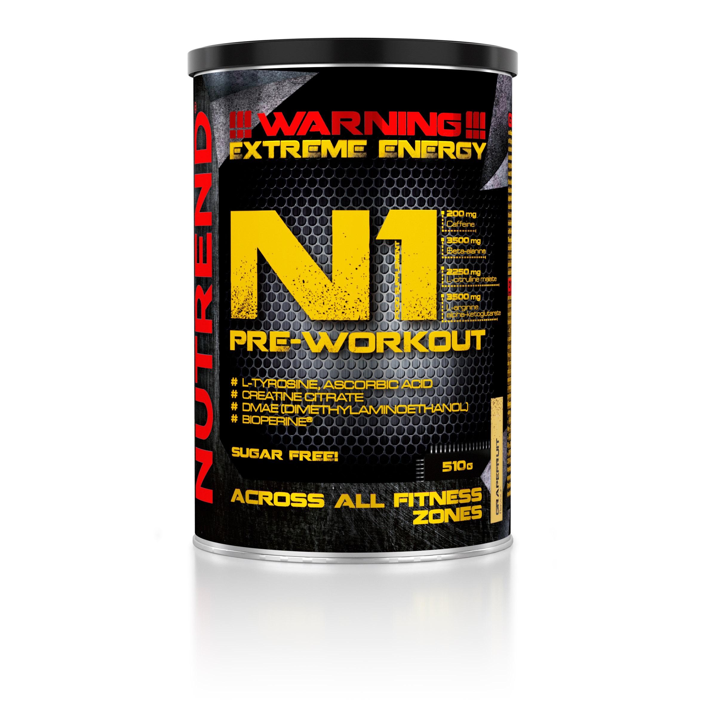 Nutrend N1 Pre WorkOut