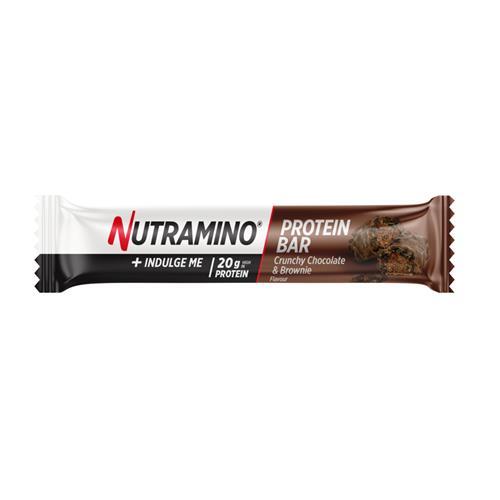 Barres protéinées Nutramino Protein Bar Crispy