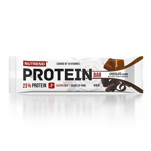 Barres protéinées Protein Bar Nutrend - Fitnessboutique