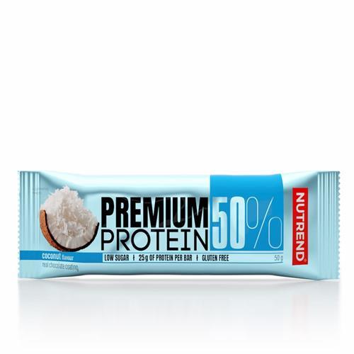 Barres protéinées Premium Protein 50% Nutrend - Fitnessboutique