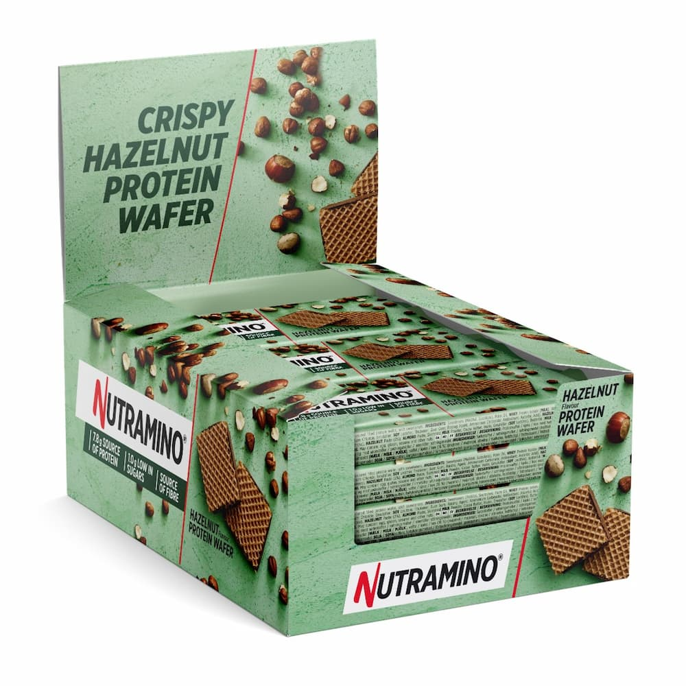 Détails Nutramino Nutra-Go Protein Wafer