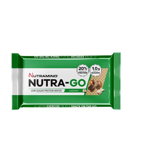 Encas Protéinés Nutramino Nutra-Go Protein Wafer