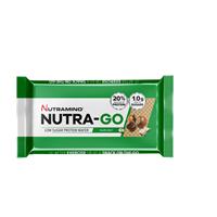 Encas Protéinés Nutra-Go Protein Wafer Nutramino - Fitnessboutique
