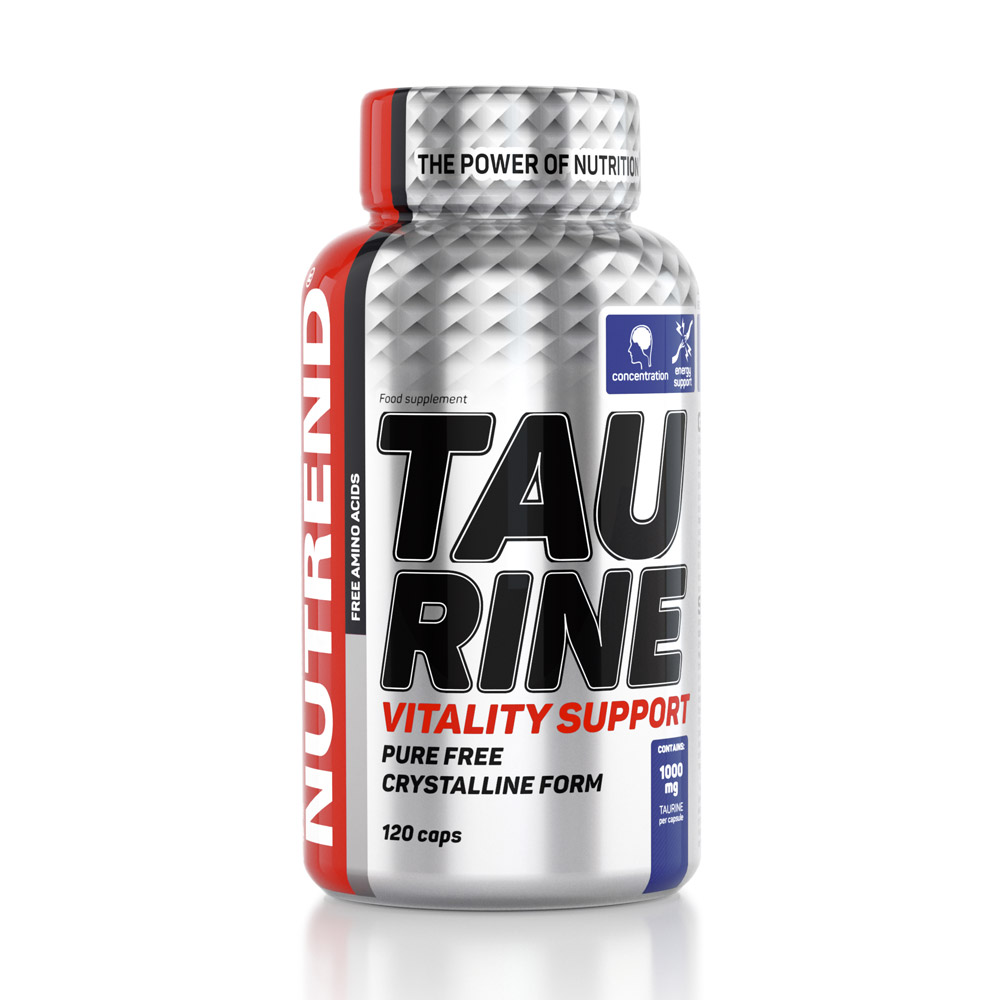 pre workout Nutrend Taurine