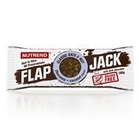 Barres protéinées Flapjack Sans Gluten Nutrend - Fitnessboutique