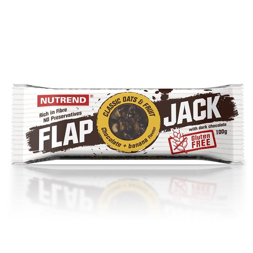 Nutrend Flapjack Sans Gluten