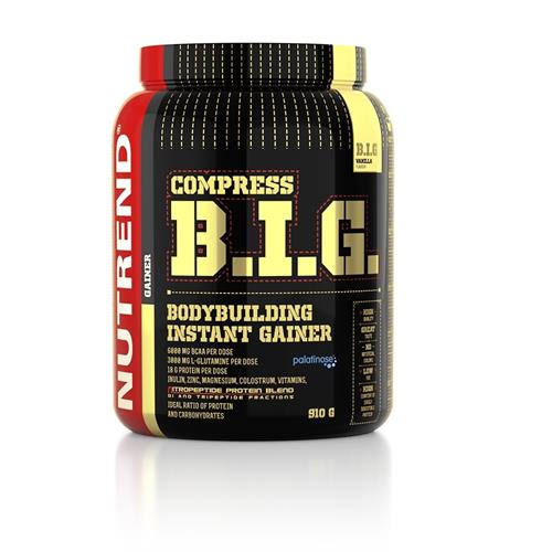 Prise de masse Compress BIG Nutrend - Fitnessboutique