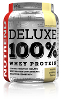 Protéines Nutrend Deluxe 100% Whey Protein