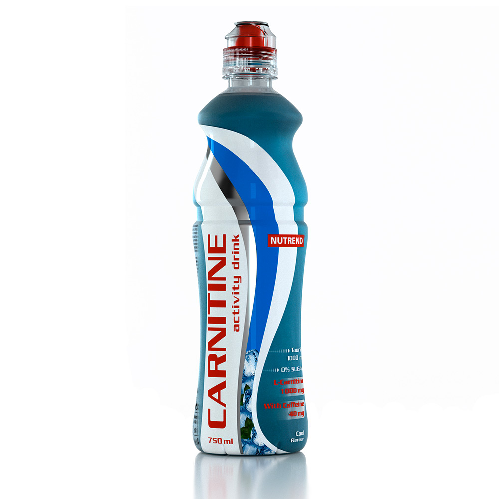 Nutrend Carnitine Activity Drink Avec Cafeine